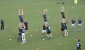 Lineout Movement and Lifting