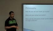 Coaching Philosophy - Contact is key