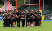 Saracens Values