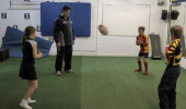 Home Training - Passing Games