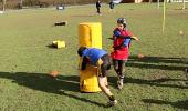 Coaching tackle technique & progressions - Mini