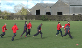 Conditioned Touch - Linked defenders