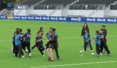 Agility Games for contact warm up