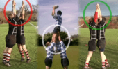 The Lineout Game - Lifting