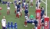 British Lions - tackle then jackal