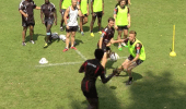 Quins - Creating Space & attacking lines