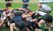 Building the scrummage