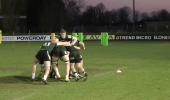 Lineout Catch-and-drive