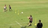 Quins - Developing An Accurate Pass