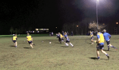 Rugby-Football Game