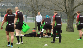 Quins - Turnover Skills at the breakdown