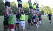 Lineout Lifting Fundamentals - Get started