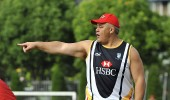 Sevens - Uncovered - The Coach