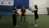 Home Training - Competitive Games