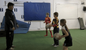 Home Training - Fun Catching & Passing Games