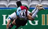 Quins Defence - 1 v 1 tackle skills