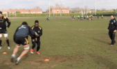 Wasps Tackle Safely & Dominate