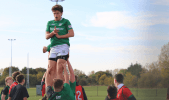 Lineout - Speed & Movement Drill