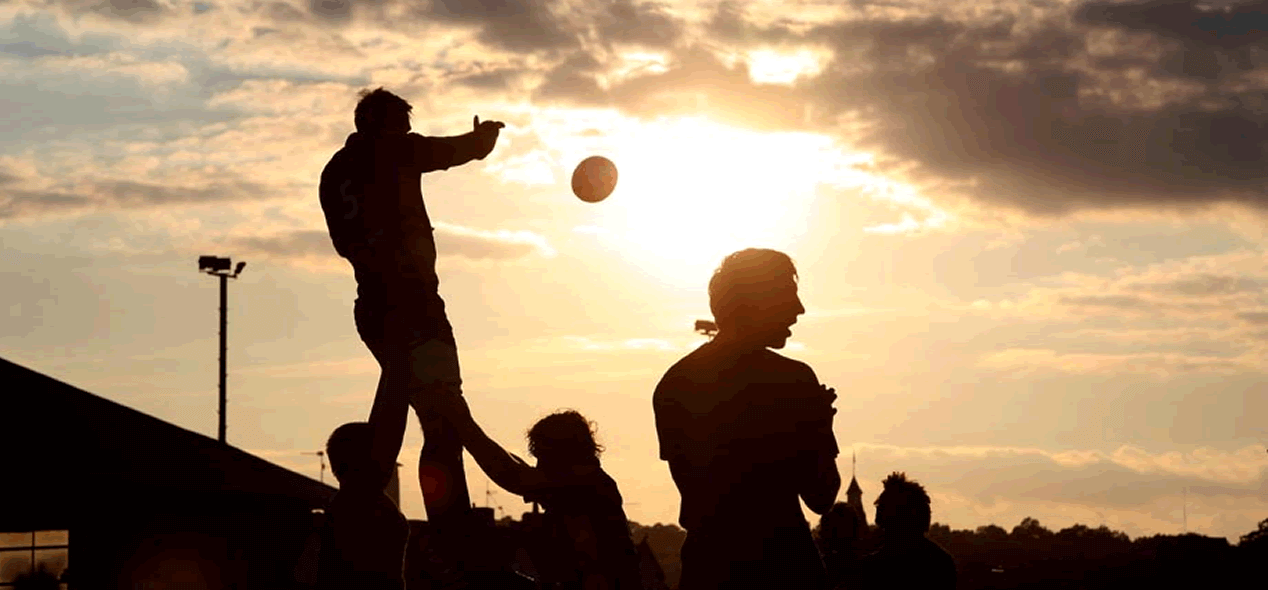 Coaching The Lineout image
