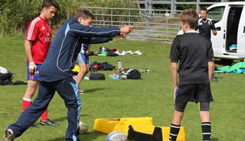 Scrum Half Academy         - Articles